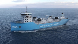 Oceania Marine Energy and Kanfer Shipping sign Letter of Intent for world's first ammonia-ready LNG bunkering vessel in Australia